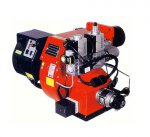 Dual Light Fuel Burner